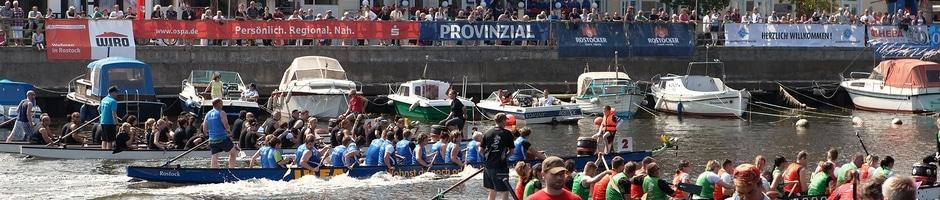 henbootfestival auf dem Alten Strom