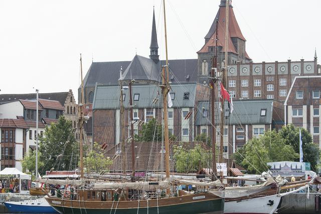 Rostock Altstadt  (c) Lutz Zimmermann
